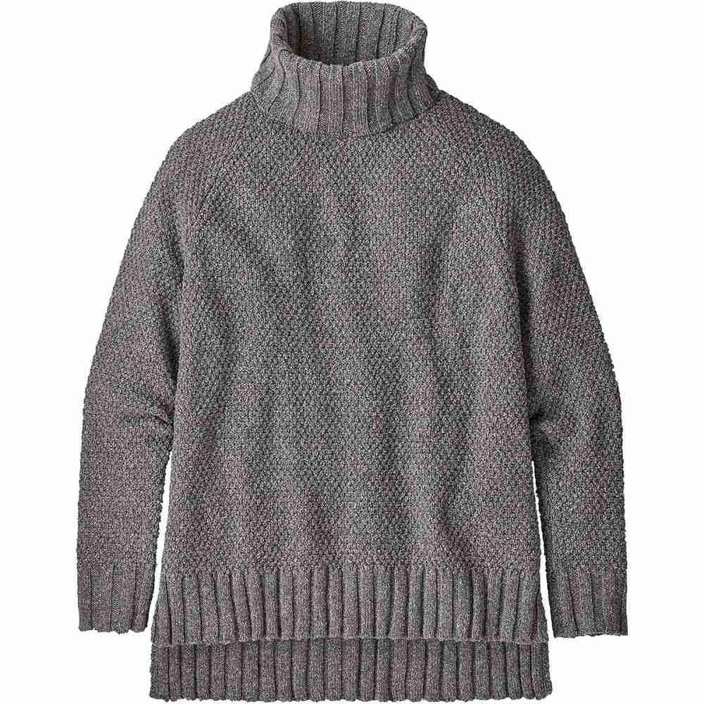 パタゴニア レディース トップス ニット・セーター Drifter Grey 【サイズ交換無料】 パタゴニア Patagonia レディース ニット・セーター トップス【Off Country Turtleneck Sweater】Drifter Grey