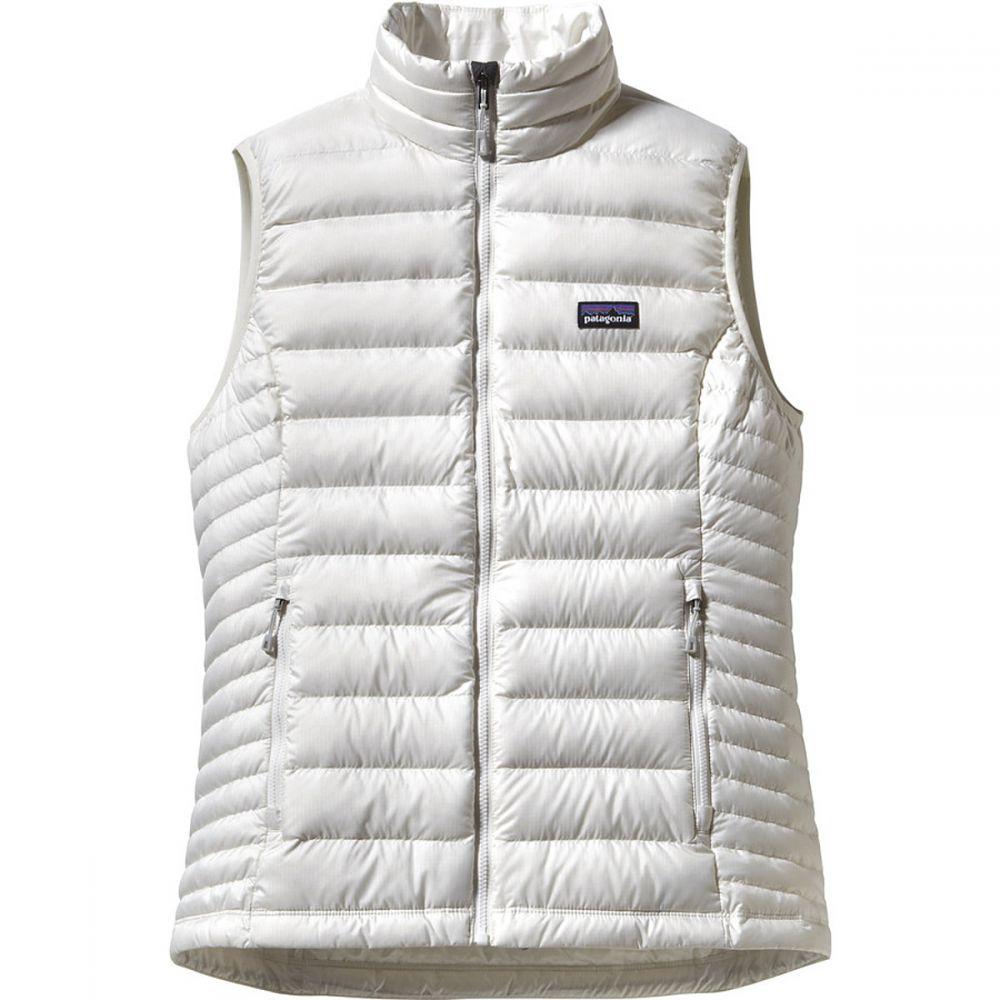 パタゴニア レディース トップス ベスト・ジレ Birch White 【サイズ交換無料】 パタゴニア Patagonia レディース ベスト・ジレ ダウンベスト トップス【Down Sweater Vest】Birch White