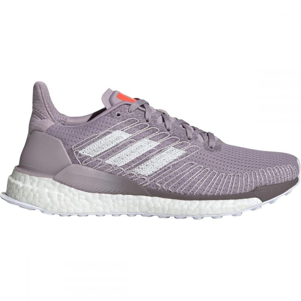 アディダス Adidas レディース ランニング・ウォーキング シューズ・靴【Solar Boost Running Shoe】Soft Vis/Ftw WhiteSoft Vis/Ftw White/Vissha