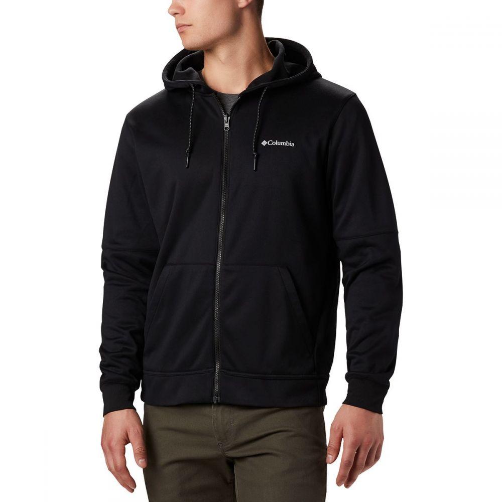 コロンビア Columbia メンズ ジャケット シャツジャケット アウター【Tech Trail Interchange Shirt Jacket】Black/Black Liner
