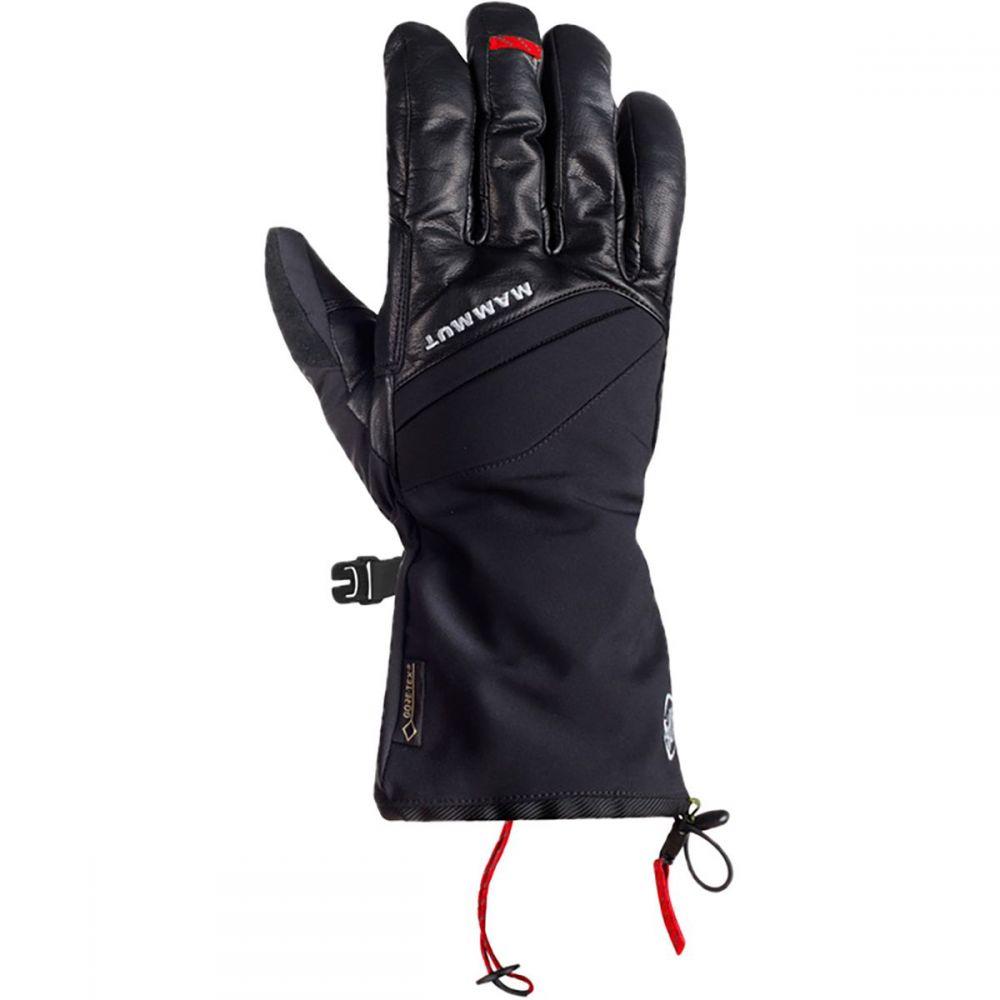 マムート Mammut メンズ 手袋・グローブ 【Meron Thermo 2 - In - 1 Glove】Black