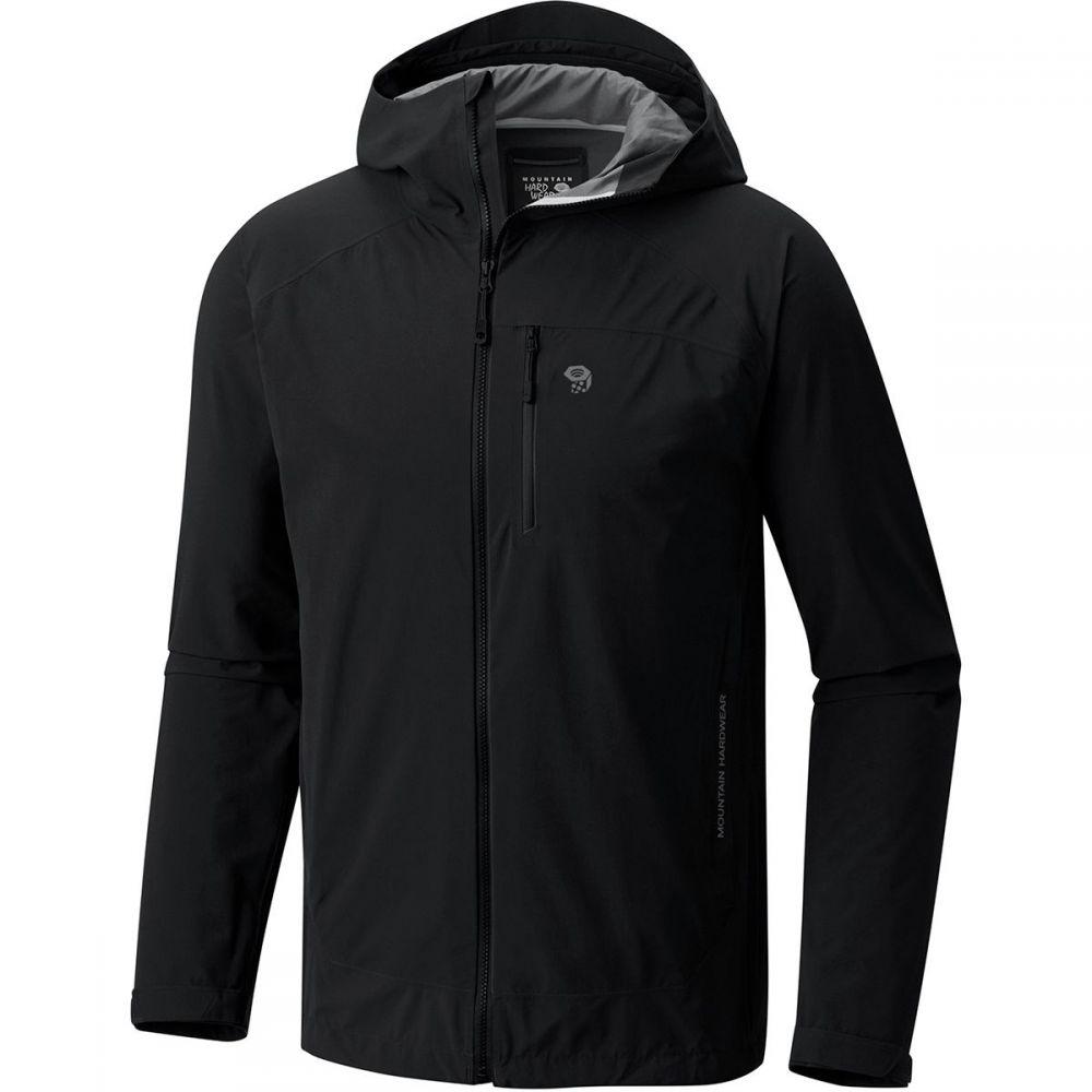 高品質の人気 マウンテンハードウェア Mountain ジャケット Hardwear メンズ ジャケット アウター Hardwear【Stretch Mountain Ozonic Jacket】Black:フェルマート, 中古パソコンの横河レンタリース:e3efd371 --- nagari.or.id
