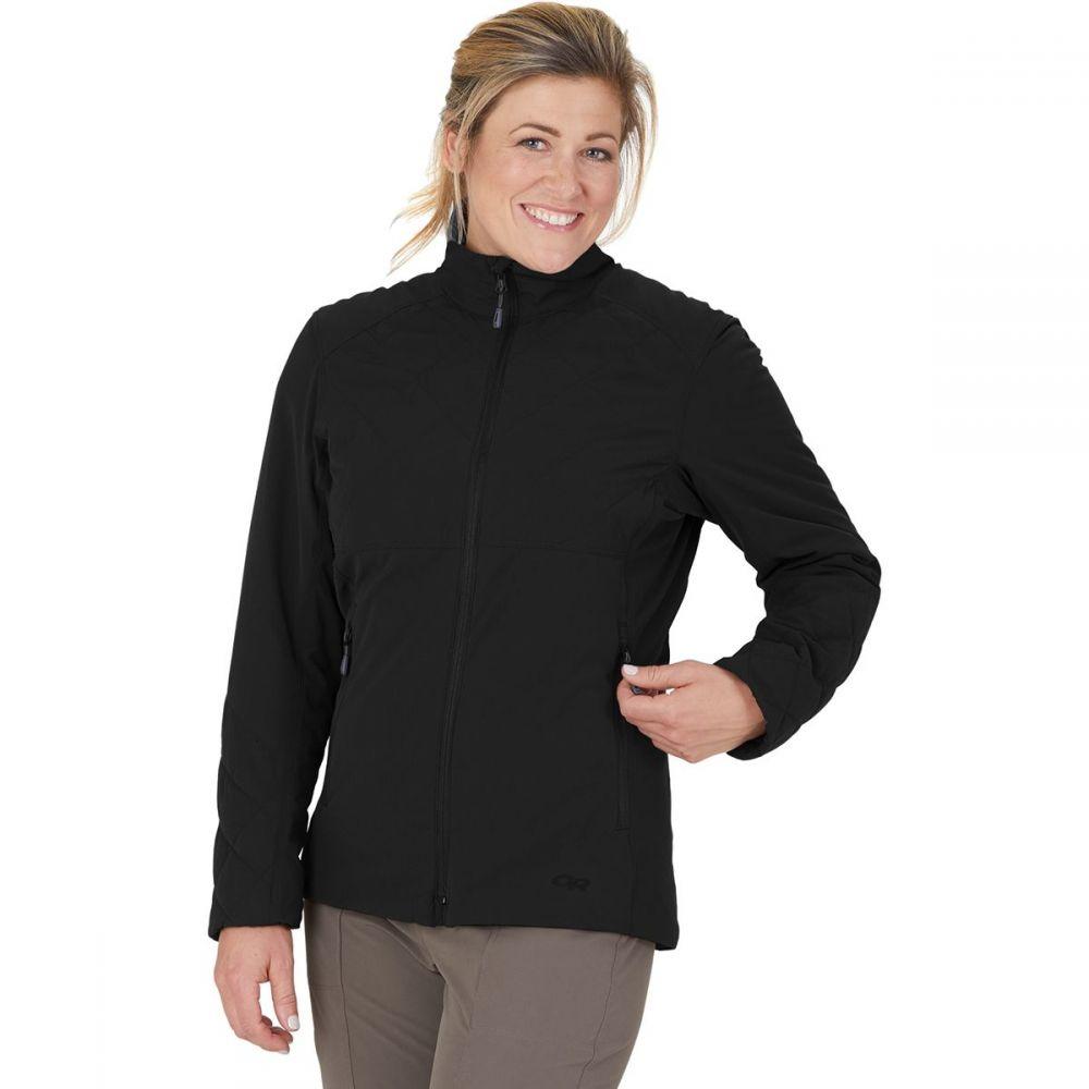 アウトドアリサーチ Outdoor Research レディース ジャケット アウター【Winter Ferrosi Insulated Jacket】Black