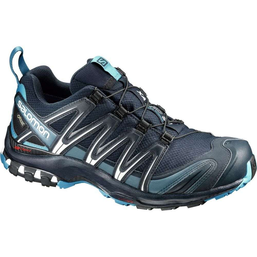 サロモン Salomon メンズ ランニング・ウォーキング シューズ・靴【XA Pro 3D GTX Trail Running Shoe】Navy Blazer/Hawaiian Ocean/Dawn Blue