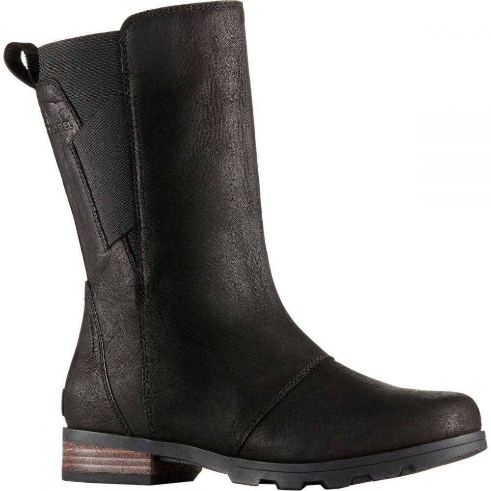 ソレル Sorel レディース ブーツ シューズ・靴【Emelie Mid Boot】Black
