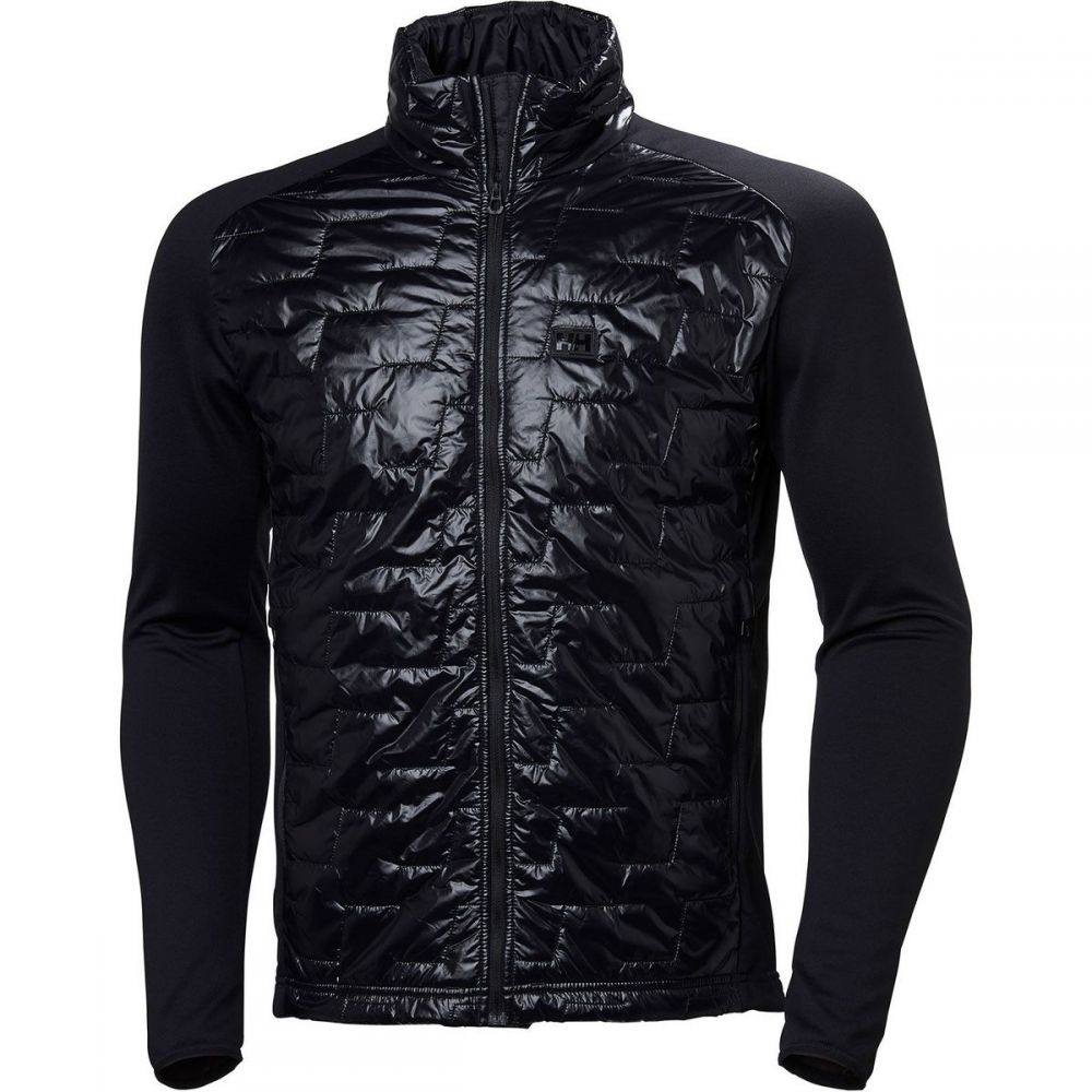 ヘリーハンセン Helly Hansen メンズ ジャケット アウター【Lifaloft Hybrid Insulator Jacket】Black