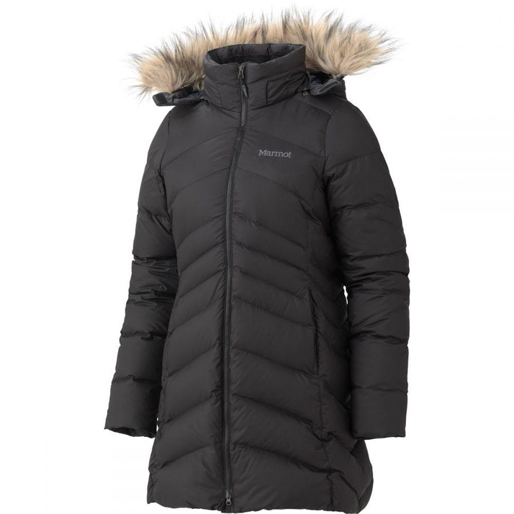 マーモット Marmot レディース ダウン・中綿ジャケット アウター【Montreal Down Coat】Black