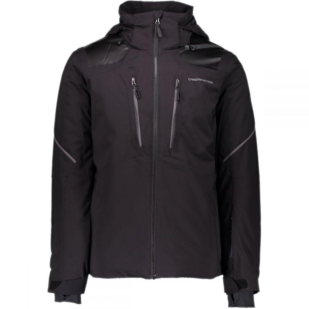 オバマイヤー Obermeyer メンズ スキー・スノーボード ジャケット アウター【Foundation Jacket】Black