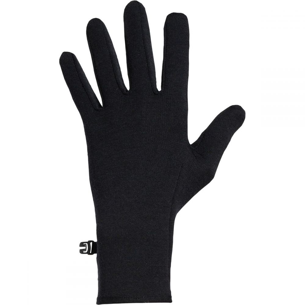 アイスブレーカー Icebreaker レディース 手袋・グローブ 【Quantum Glove】Black