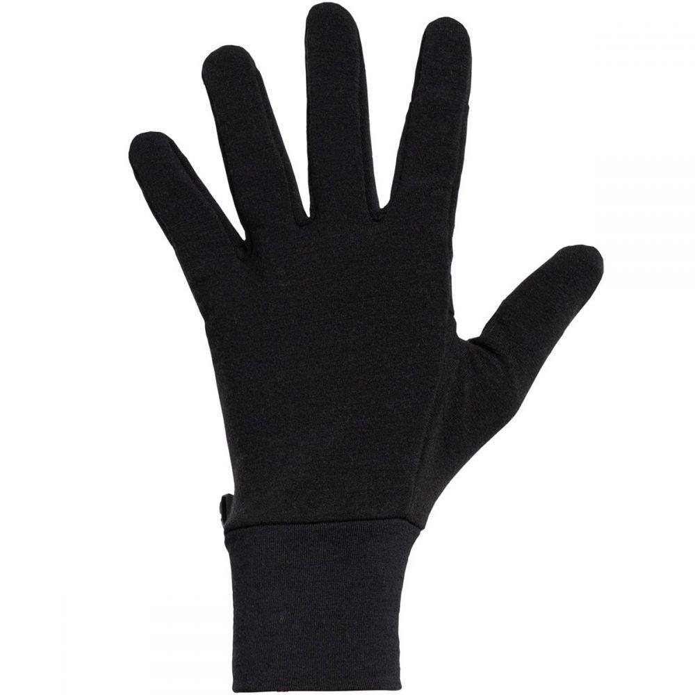 アイスブレーカー Icebreaker レディース 手袋・グローブ 【Sierra Glove】Black