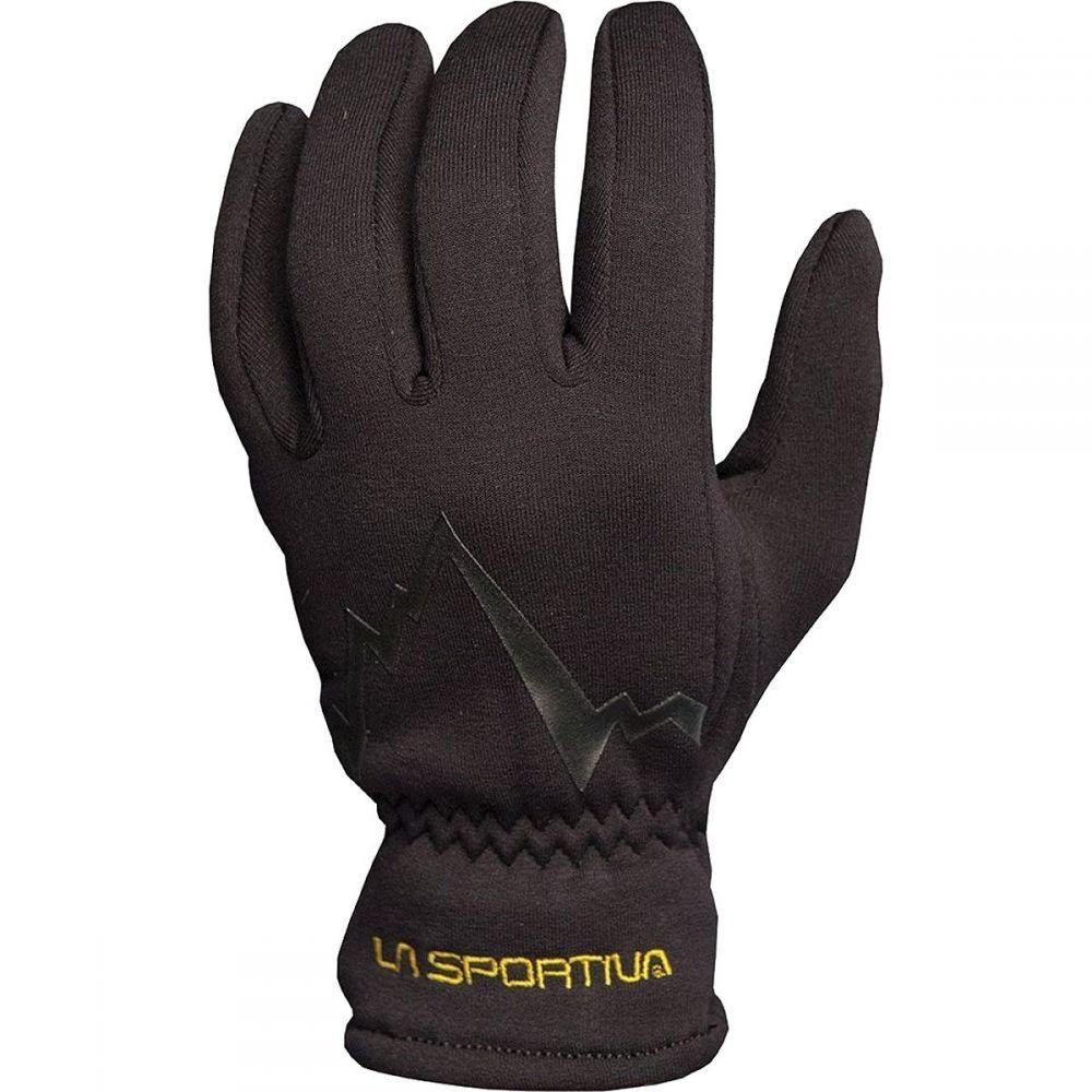 ラスポルティバ La Sportiva レディース 手袋・グローブ 【Stretch Gloves】Black/Yellow