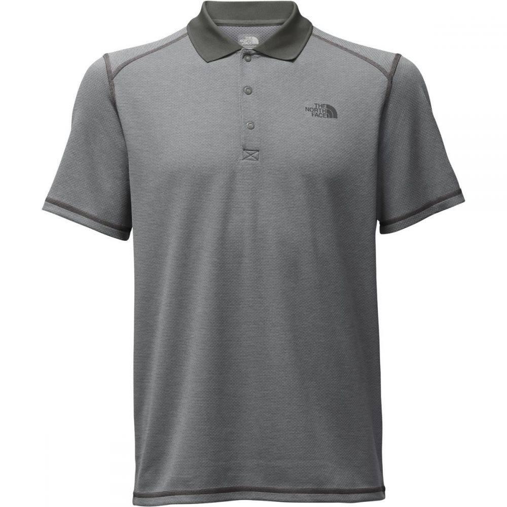 ザ ノースフェイス The North Face メンズ ポロシャツ トップス【Horizon Polo Shirt】Asphalt Grey Stripe