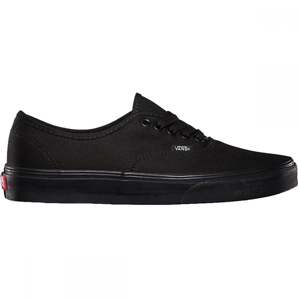 ヴァンズ Vans メンズ スニーカー シューズ・靴【Authentic Shoe】Black/Black