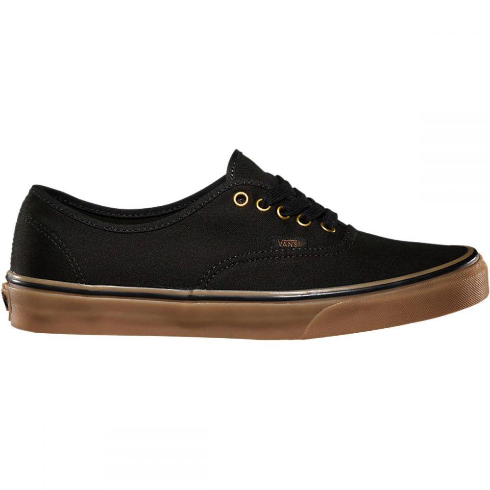ヴァンズ Vans メンズ スニーカー シューズ・靴【Authentic Shoe】Black/Rubber