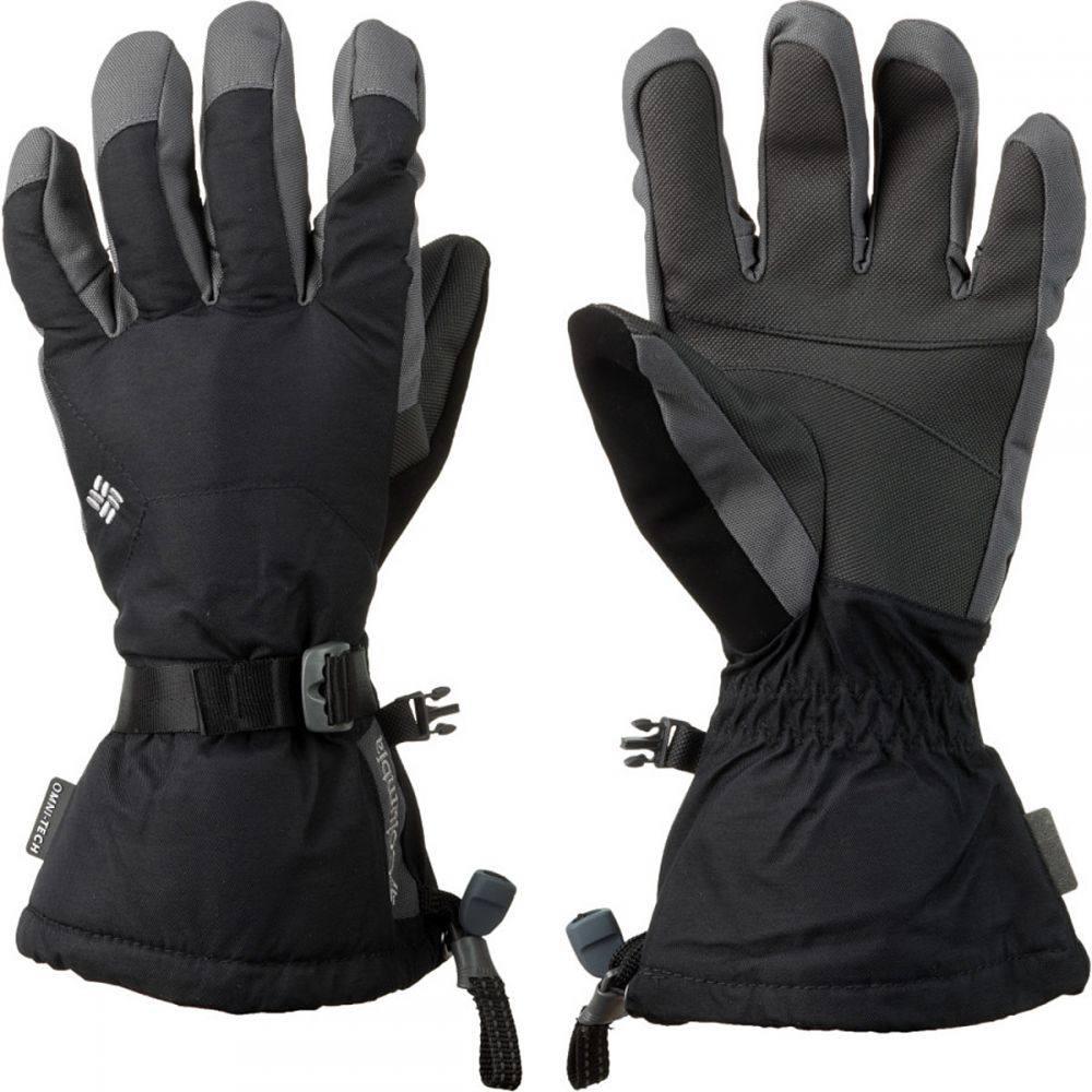 コロンビア Columbia メンズ 手袋・グローブ 【Whirlibird Glove】Black