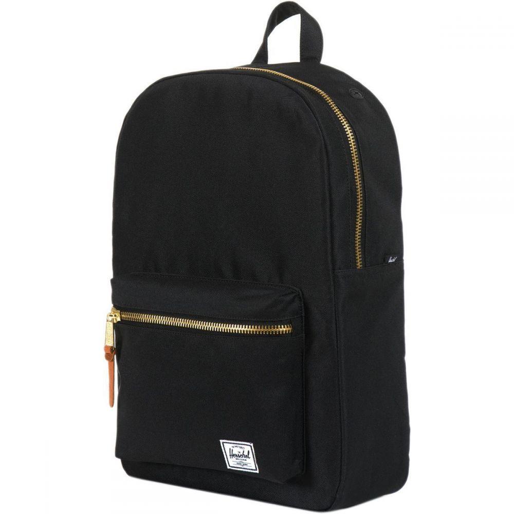 ハーシェル サプライ Herschel Supply レディース バックパック・リュック バッグ【Settlement Mid - Volume 17L Backpack】Black