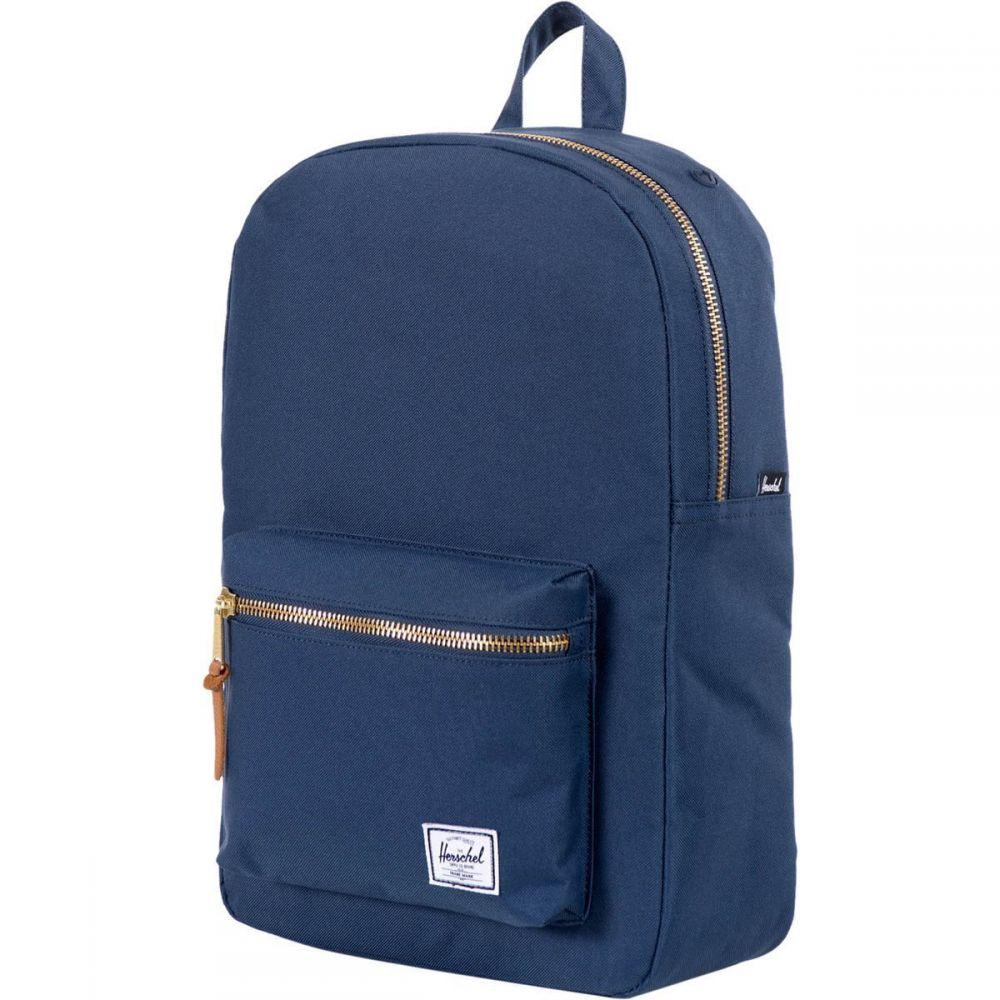 ハーシェル サプライ Herschel Supply レディース バックパック・リュック バッグ【Settlement Mid - Volume 17L Backpack】Navy