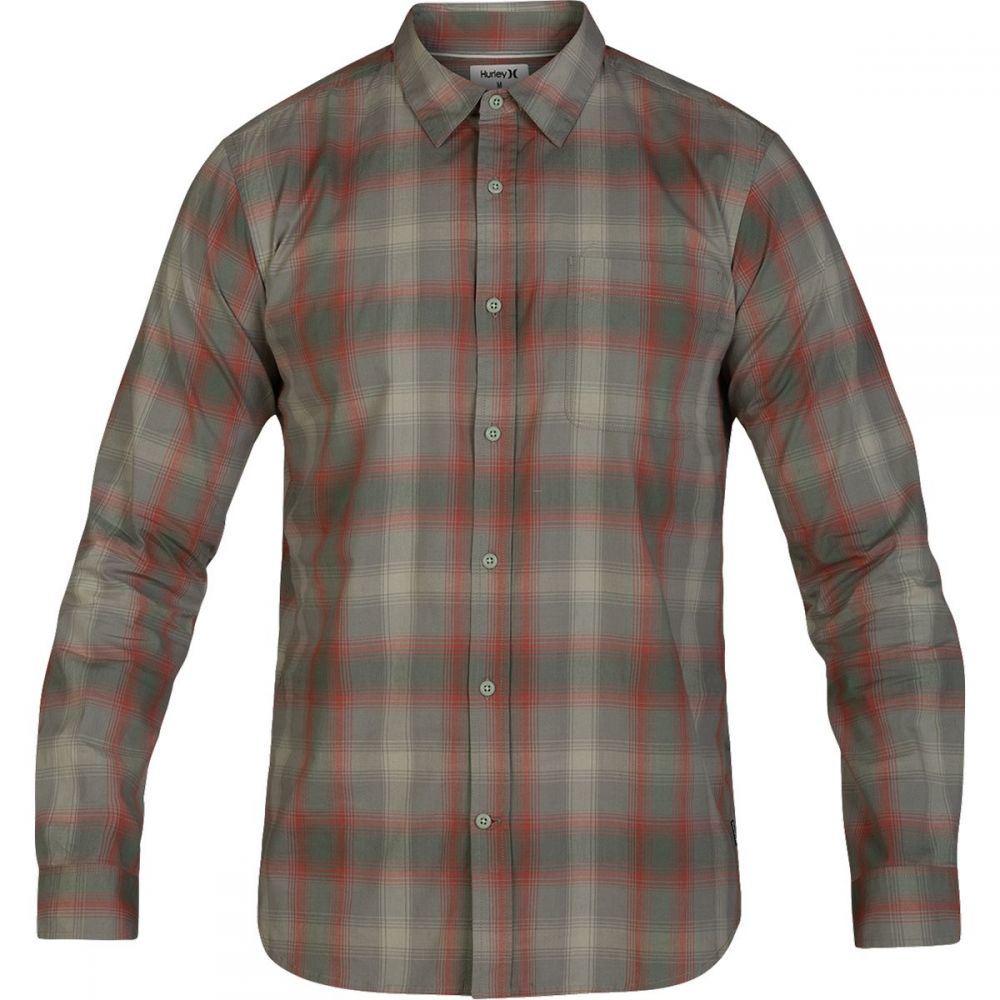 ハーレー Hurley メンズ シャツ トップス【Grady Stretch LS Shirt】Jade Horizon