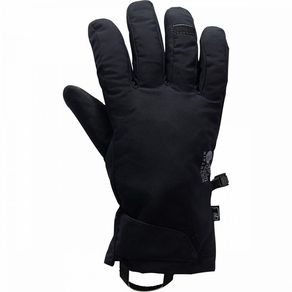 マウンテンハードウェア Mountain Hardwear レディース 手袋・グローブ 【Cloud Shadow GTX Glove】Black
