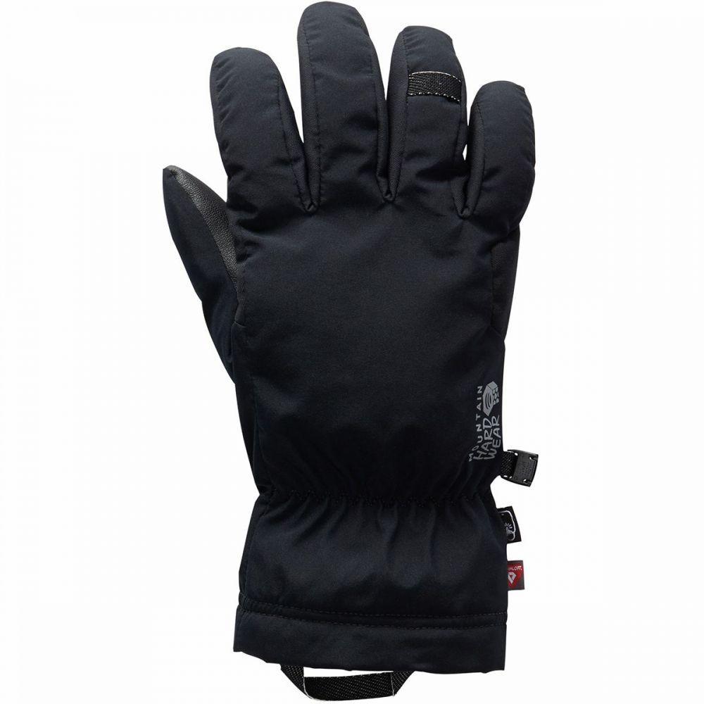 マウンテンハードウェア Mountain Hardwear レディース 手袋・グローブ 【Rotor GTX INFINIUM Glove】Black