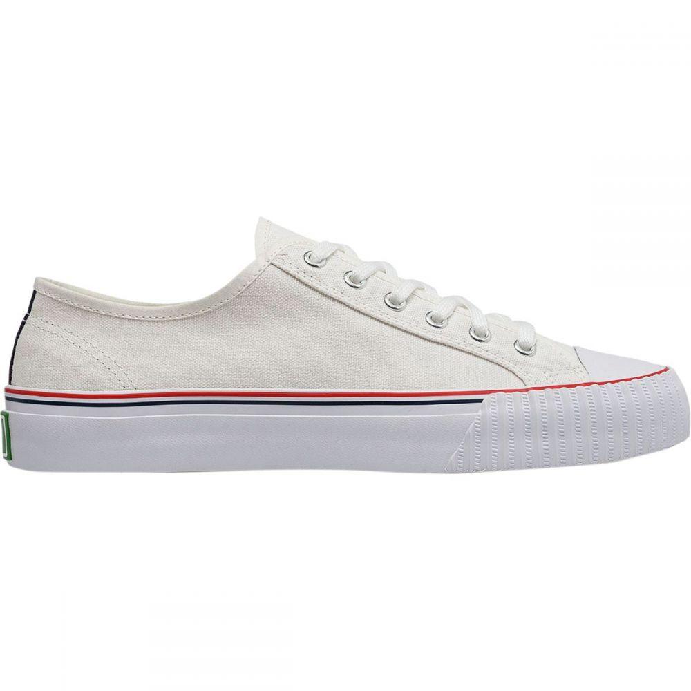 ピーエフフライヤー PF Flyers メンズ スニーカー シューズ・靴【Center Lo Shoe】White