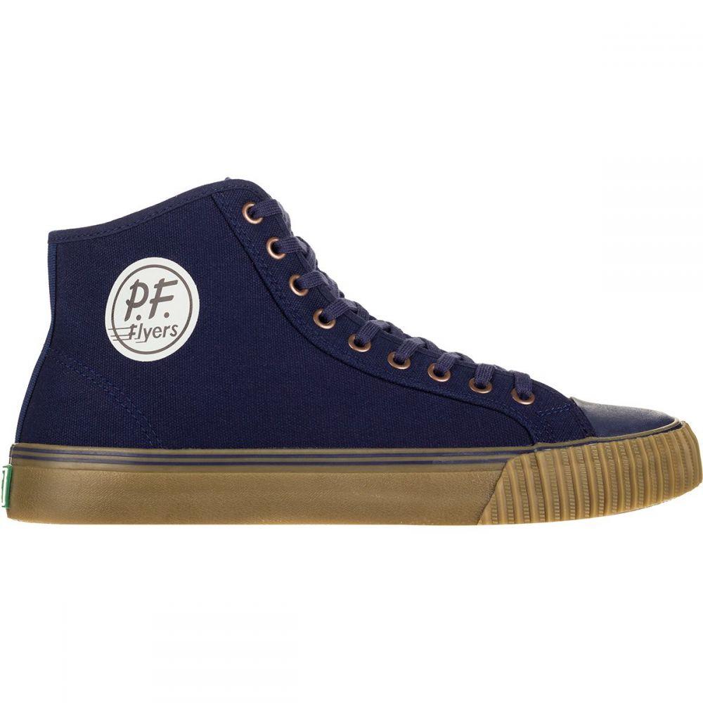 ピーエフフライヤー PF Flyers メンズ スニーカー シューズ・靴【Center Hi Seasonal Shoe】Pigment/Gum