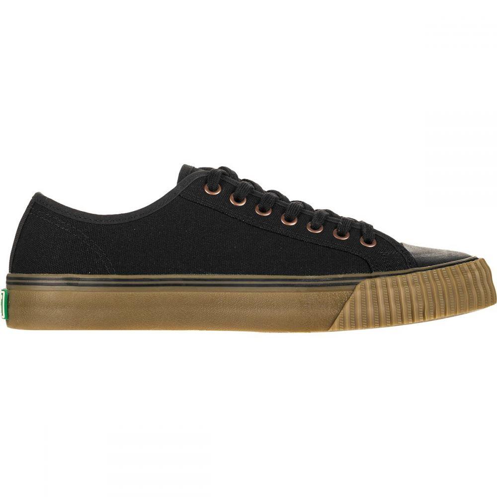 ピーエフフライヤー PF Flyers メンズ スニーカー シューズ・靴【Center Lo Seasonal Shoe】Black/Gum