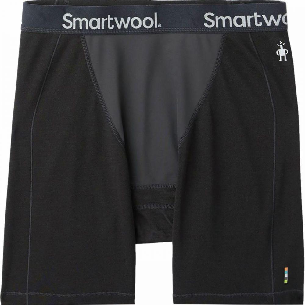 スマートウール Smartwool メンズ ボクサーパンツ インナー・下着【Merino Sport 250 Wind Boxer Brief】Black