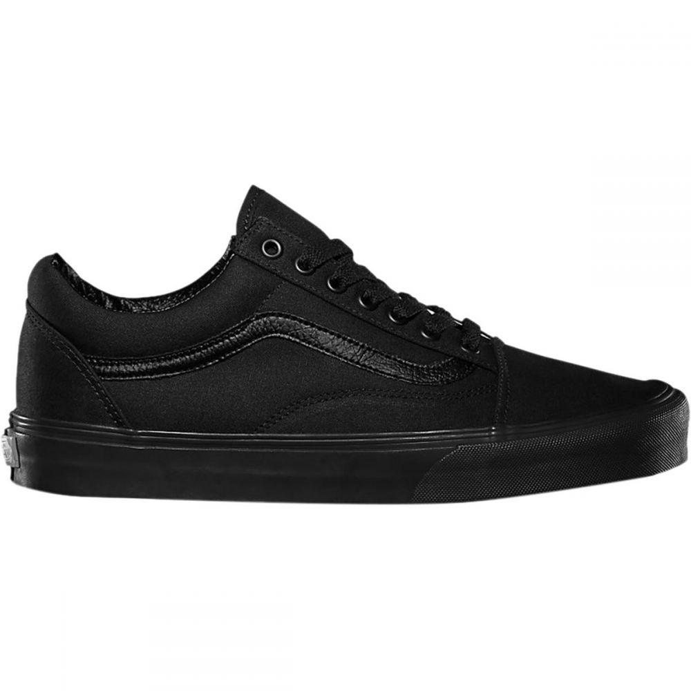 ヴァンズ Vans メンズ スニーカー シューズ・靴【Old Skool Shoe】Black/Black