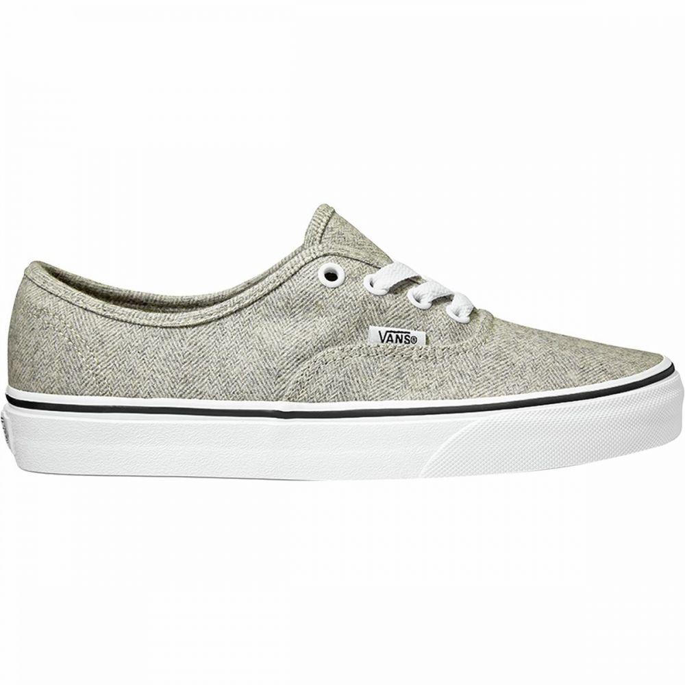 ヴァンズ Vans レディース スニーカー シューズ・靴【Authentic Shoe】 White Asparagus/True White