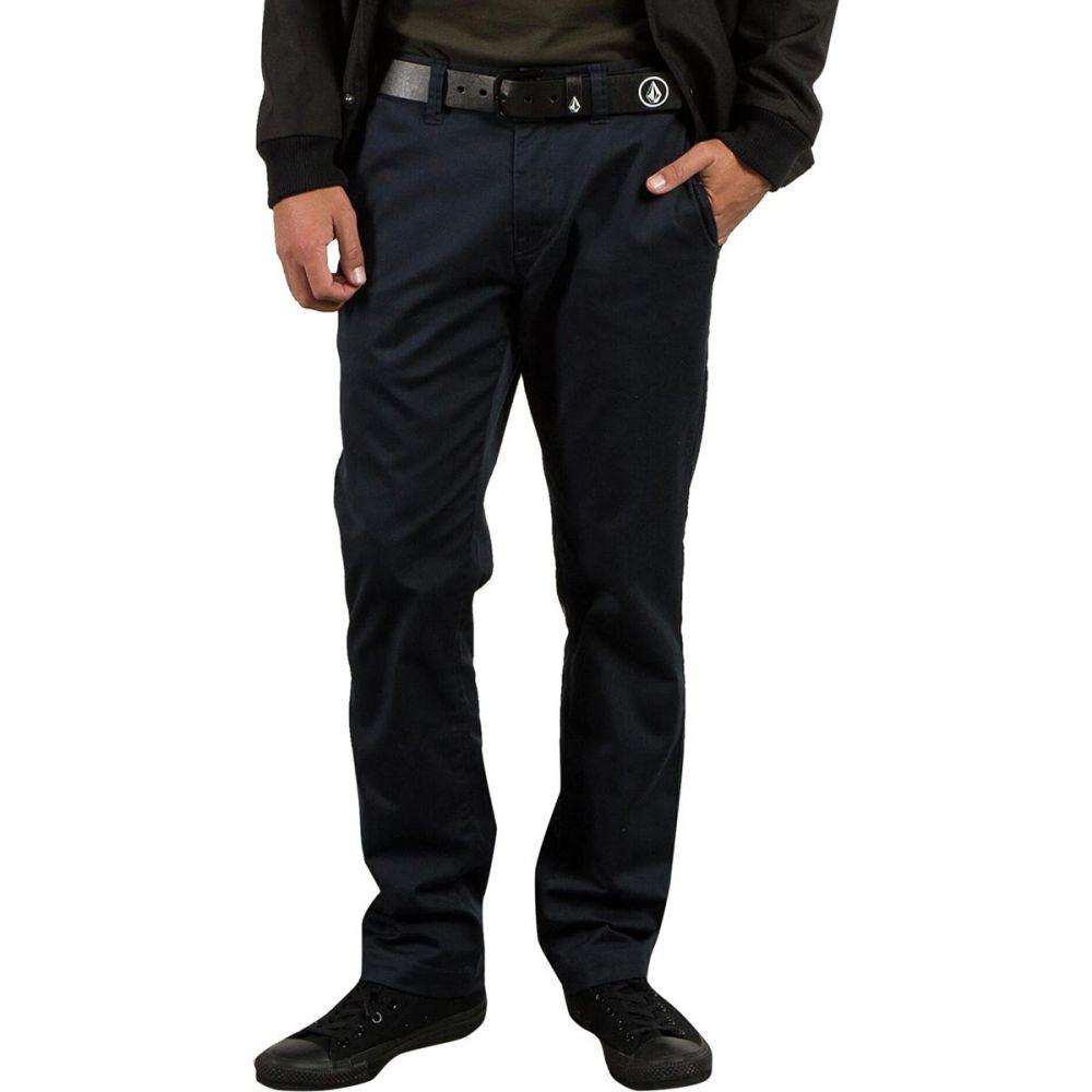 ボルコム Volcom メンズ チノパン チノパン ボトムス・パンツ【Frickin Modern Stretch Chino Pant】Dark Navy