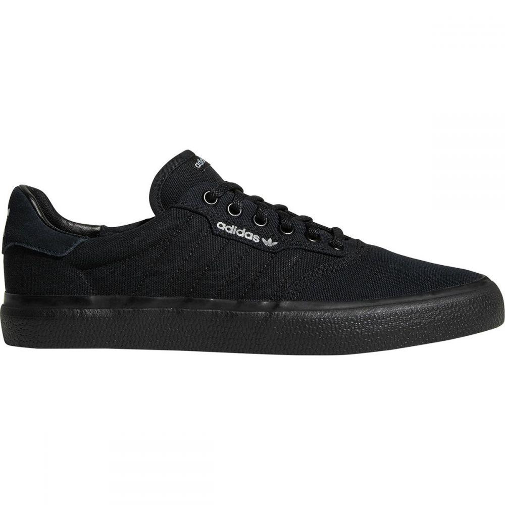 アディダス Adidas メンズ スニーカー シューズ・靴【3MC Shoe】Black/Black/Grey Two