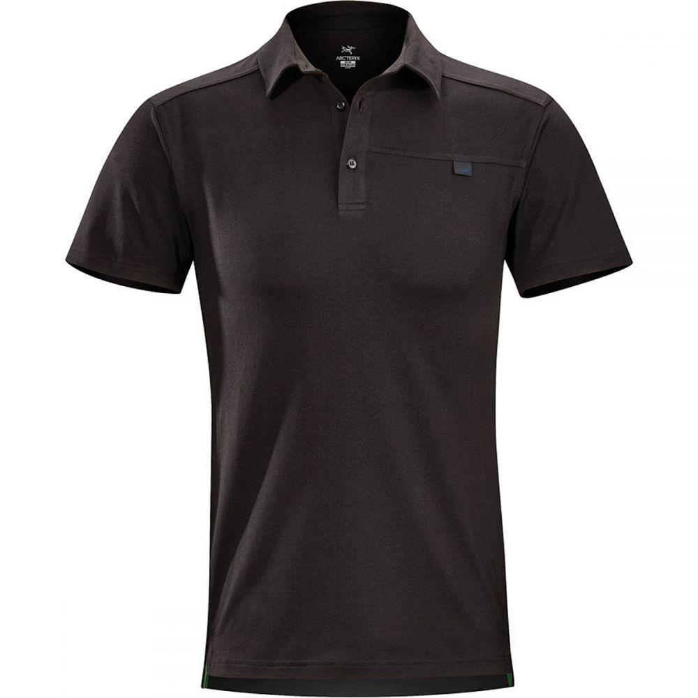 アークテリクス Arc'teryx メンズ ポロシャツ トップス【Captive Short - Sleeve Polo Shirt】Black