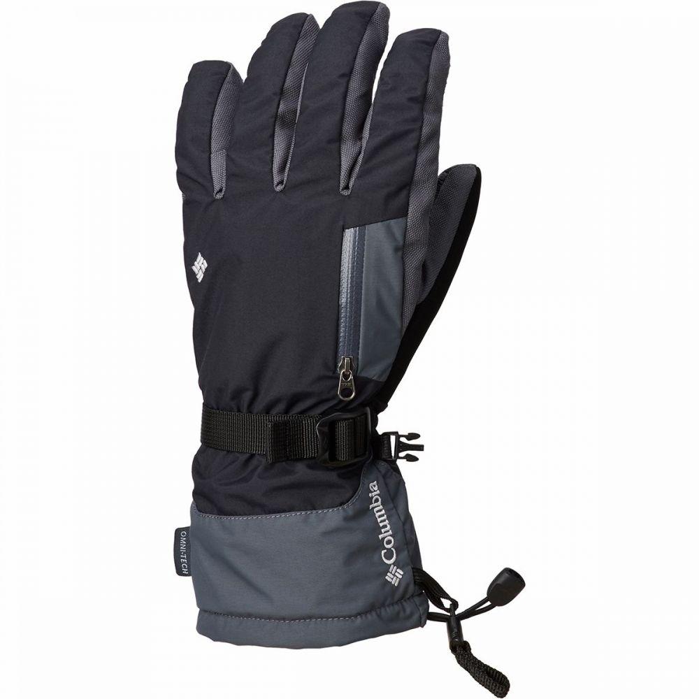 コロンビア メンズ ファッション小物 手袋 グローブ Black Columbia Bugaboo サイズ交換無料 Interchange 25%OFF 倉庫 Glove Graphite