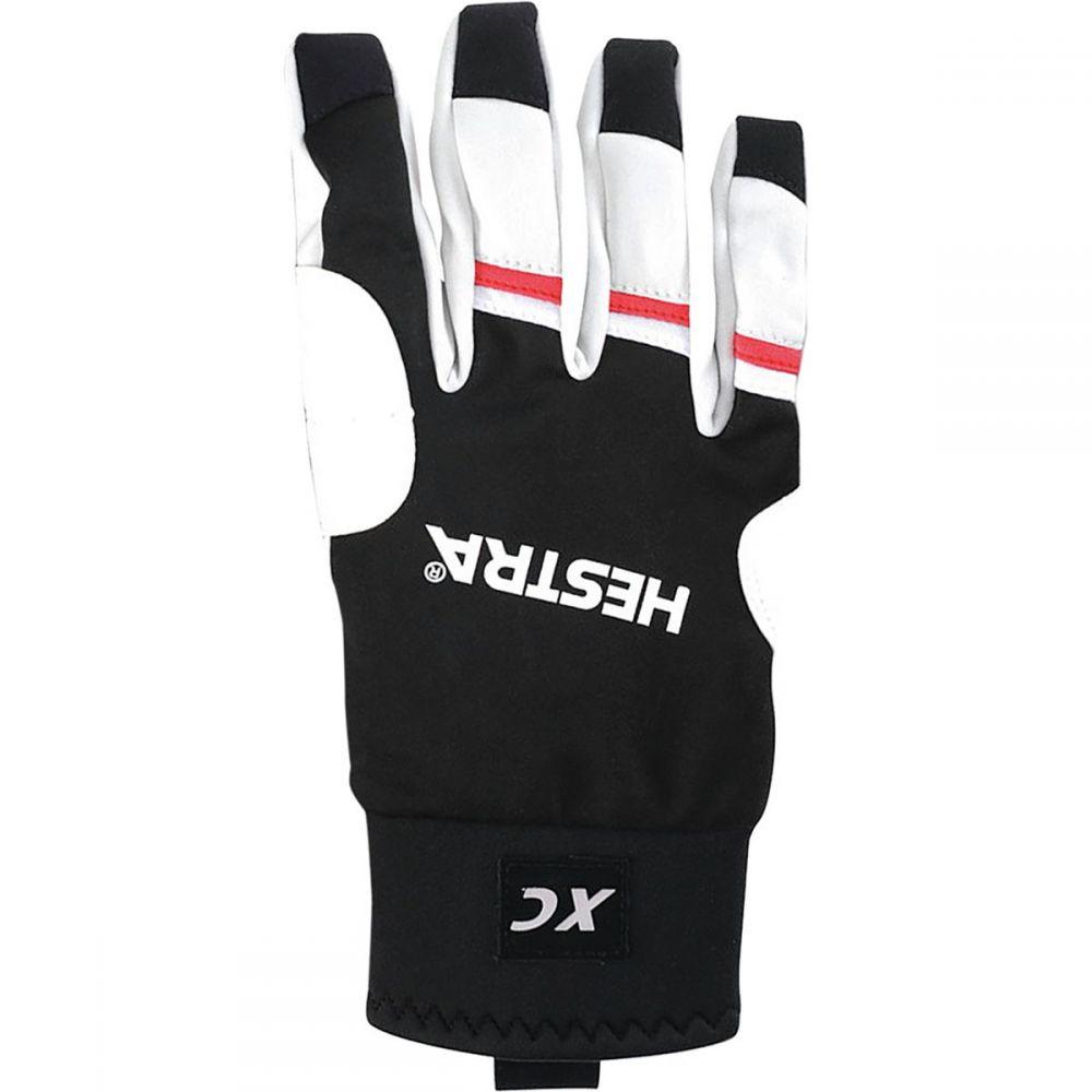 ヘスタ Hestra メンズ 手袋・グローブ 【Windstopper Race Tracker Glove】Black