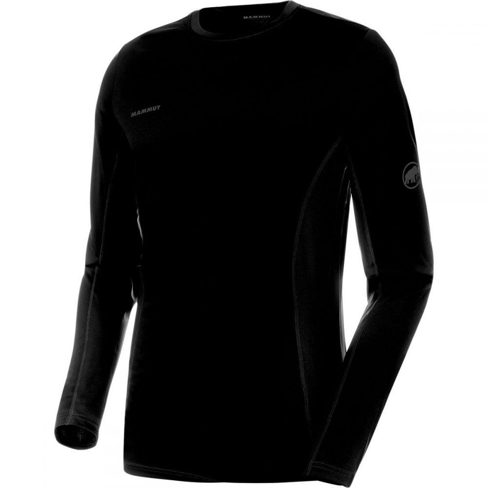 マムート Mammut メンズ 長袖Tシャツ トップス【Sertig Long - Sleeve Shirt】Black