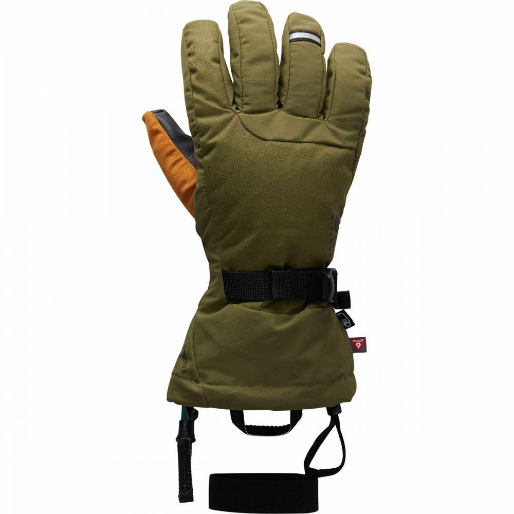 マウンテンハードウェア Mountain Hardwear メンズ 手袋・グローブ 【Firefall 2 GTX Glove】Dark Army