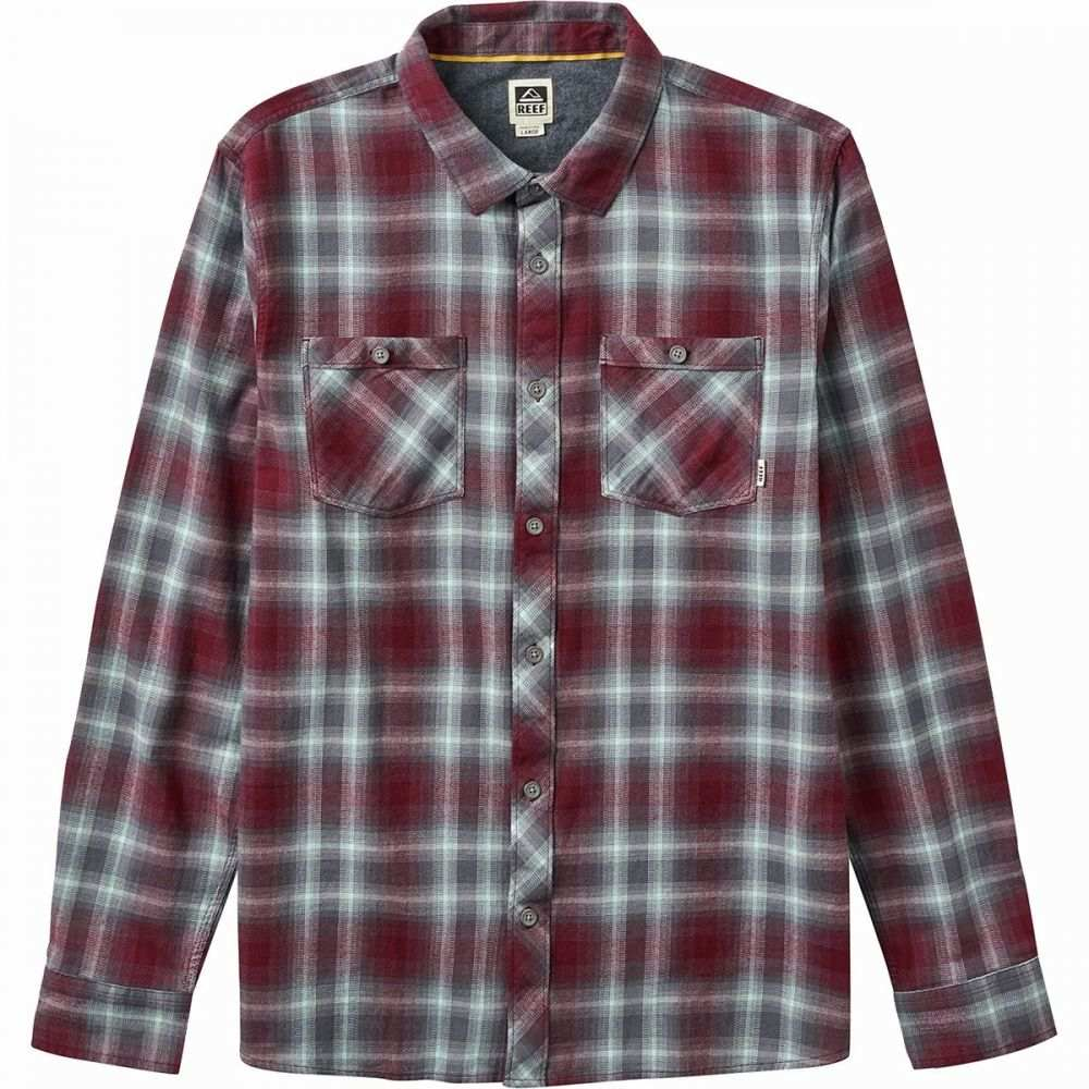 リーフ Reef メンズ シャツ トップス【Cold Dip Long - Sleeve Shirt】Burgundy