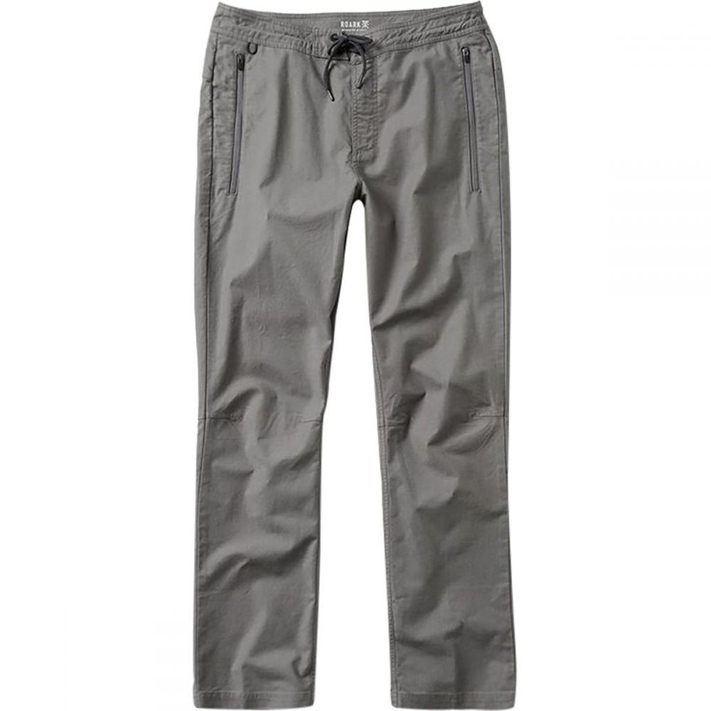 ロアークリバイバル Roark Revival メンズ ボトムス・パンツ 【Layover Pant】Grey