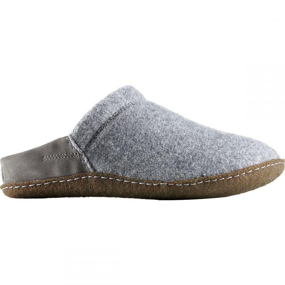 ソレル Sorel レディース スリッパ シューズ・靴【Nakiska Scuff Slipper】Quarry/Natural