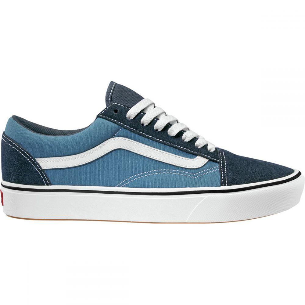 ヴァンズ Vans メンズ スニーカー シューズ・靴【Comfycush Old Skool Shoe】 Navy/Stv Navy