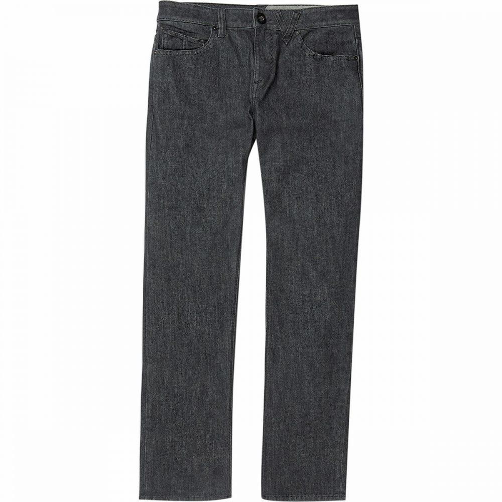 ボルコム Volcom メンズ ジーンズ・デニム ボトムス・パンツ【Solver Jean】Dark Grey