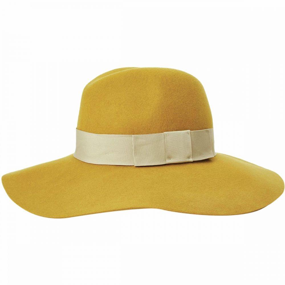 ブリクストン Brixton レディース 帽子 【Piper Hat】Maize