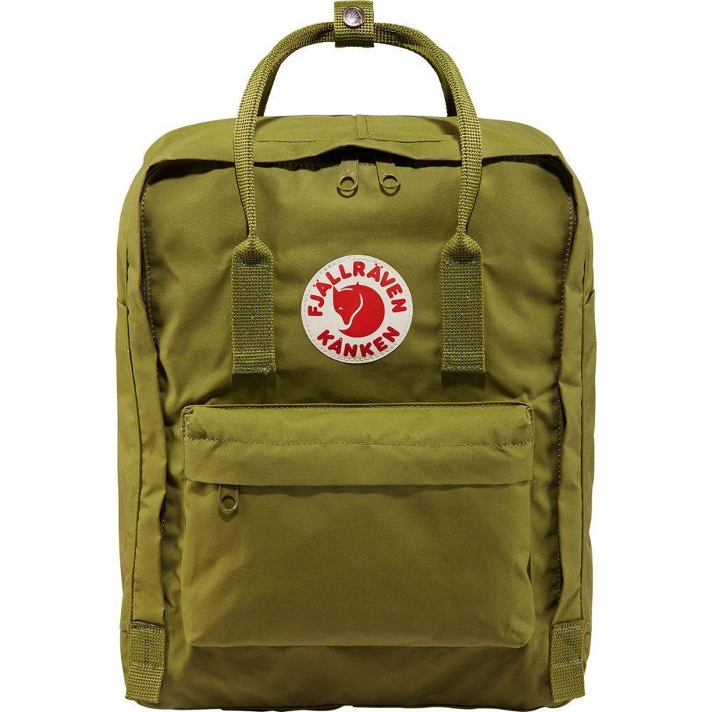 フェールラーベン Fjallraven レディース バックパック・リュック カンケン バッグ【Kanken 16L Backpack】Guacamole