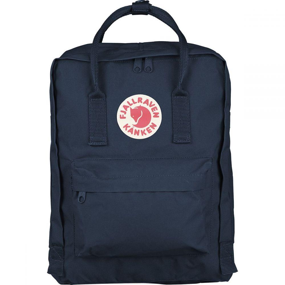 フェールラーベン Fjallraven レディース バックパック・リュック カンケン バッグ【Kanken 16L Backpack】Royal Blue/Goose Eye