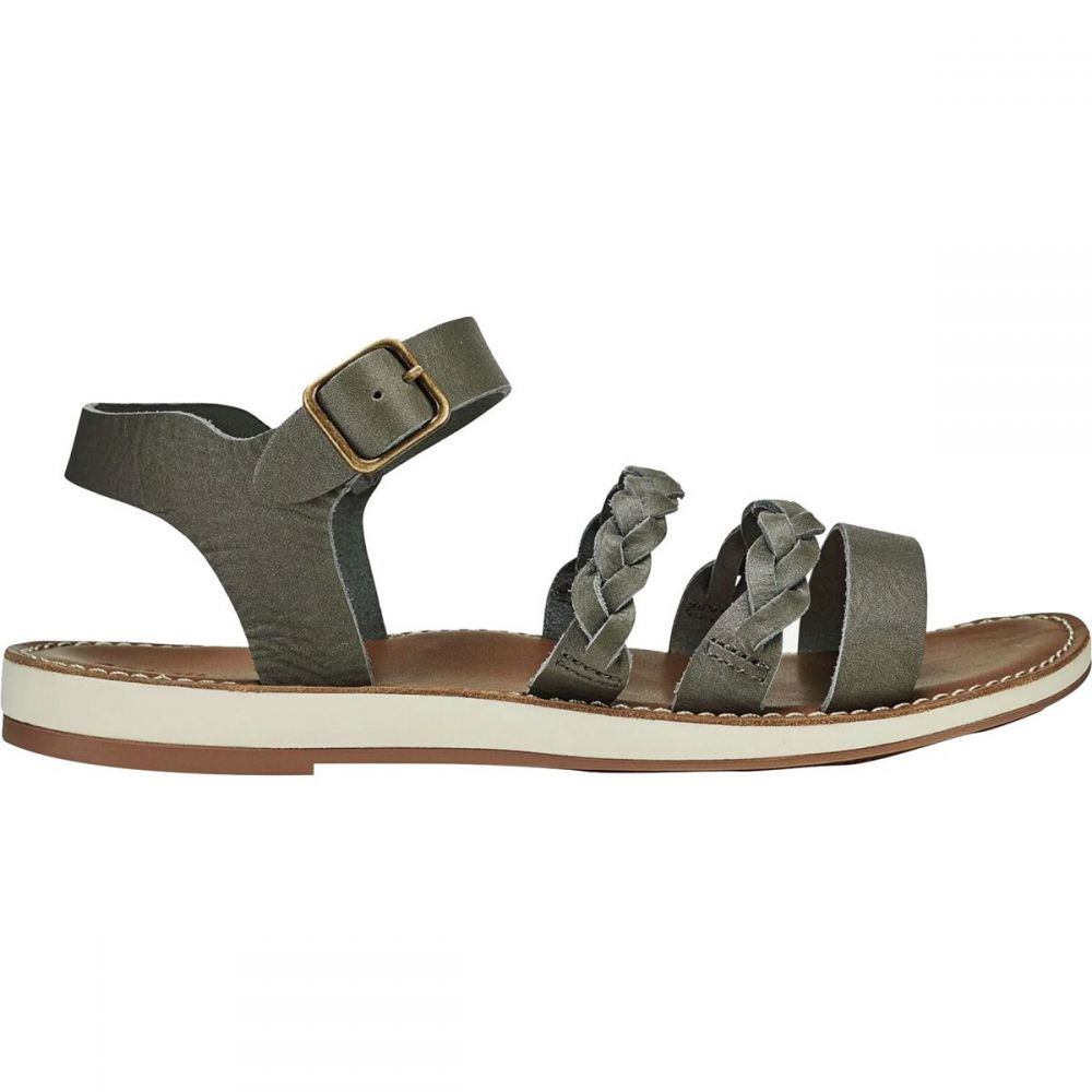 オルカイ Olukai レディース サンダル・ミュール シューズ・靴【Kahiko Ko'o Sandal】Slate/Tan
