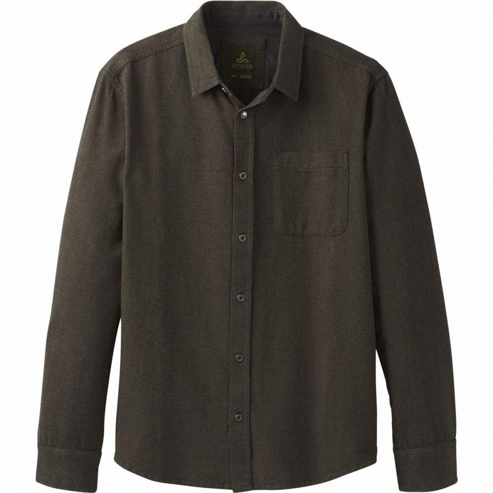 プラーナ Prana メンズ シャツ トップス【Woodman Shirt】Slate Green