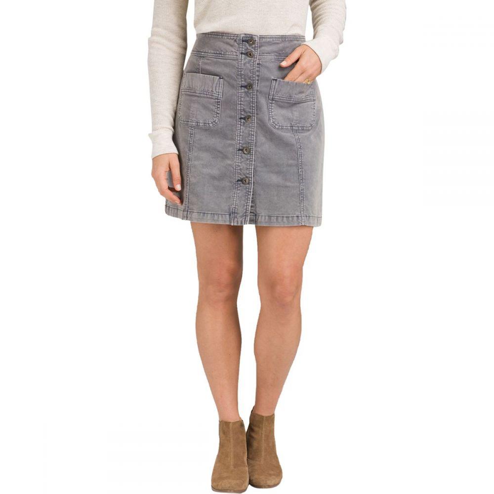 プラーナ Prana レディース スカート 【Merrigan Skirt】Noir Blue