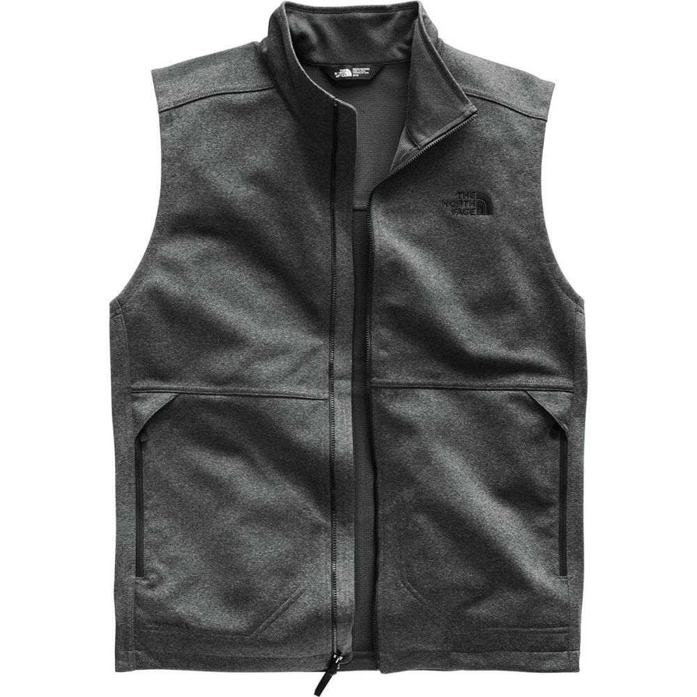 ザ ノースフェイス The North Face メンズ ベスト・ジレ トップス【Apex Canyonwall Vest】Tnf Dark Grey Heather