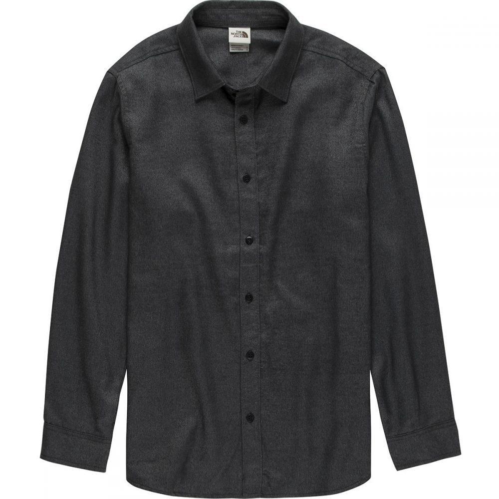 ザ ノースフェイス The North Face メンズ シャツ トップス【ThermoCore Long - Sleeve Shirt】Asphalt Grey